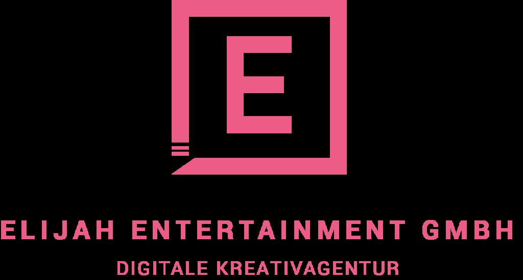 Elijah Logo pink