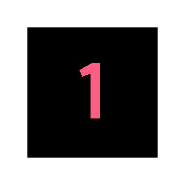 Zahl Nummer 1