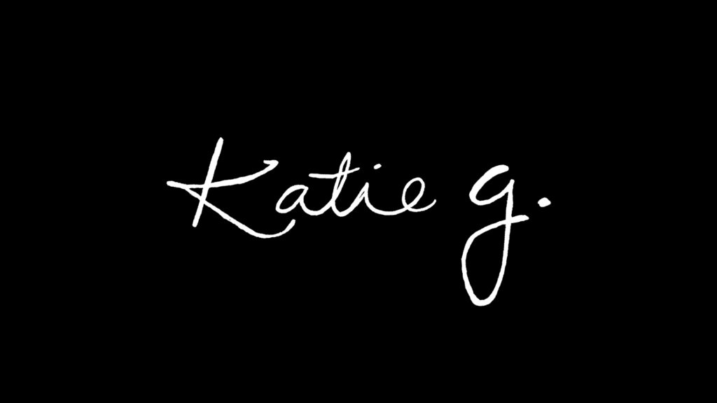 Katie G Titelbild